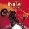 LPMeat Loaf / Bat Out of Hell / Vinyl / Transparent