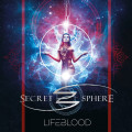 CD / Secret Sphere / Lifeblood