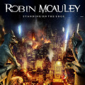 LP / McAuley Robin / Standing On the Edge / Vinyl