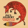 LP / Gilbert Paul / Werewolves of Portland / Coloured / Red / Vinyl