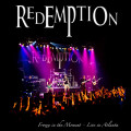 CD/DVD / Redemption / Frozen In The Moment / Reedice 2021 / CD+DVD