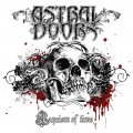 LP / Astral Doors / Requiem Of Time / Reedice 2021 / White / Vinyl