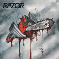 LP / Razor / Violent Restitution / 2021 Reissue / Coloured