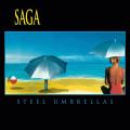 LP / Saga / Steel Umbrellas / Reissue 2021 / Vinyl