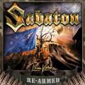 2LP / Sabaton / Primo Victoria / Re-Armed / Blue / Vinyl / 2LP