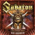 2LP / Sabaton / Art Of War / Re-Armed / White / Vinyl / 2LP