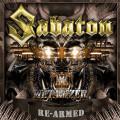2LP / Sabaton / Metalizer / Re-Armed / White / Vinyl / 2LP
