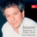4CDBrahms Johannes / Symfonie c.1-4 / CPO / 4CD