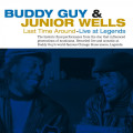 LP / Guy Buddy & Junior Wells / Last Time Around / Vinyl