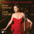 CD / Kotova Nina / Brahms / Reger / Schumann