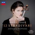 CD / Jansen Janine / 12 Stradivari