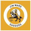 LPWard Jim / Daggers / Vinyl