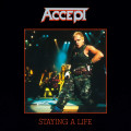2LP / Accept / Staying a Life / Vinyl / 2LP