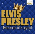 10CDPresley Elvis / Milestones Of A Legend / 10CD / Box