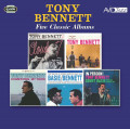 2CD / Bennett Tony / Five Classic Albums / 2CD