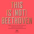 CD / Safaian/Knauer/Kammerorchester / This is (Not) Beethoven
