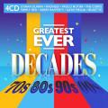 4CDVarious / Greatest Ever Decades / 4CD