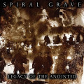 LP / Spiral Grave / Legacy Of The Anointed / Coloured / Vinyl