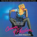 LP / OST / Wakeman Rick / Crimes Of Passion / Vinyl