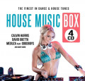 4CD / Various / House Music Box / Box Set / 4CD
