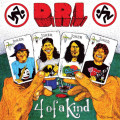 LP / D.R.I. / Four of a Kind / Reedice 2021 / Vinyl