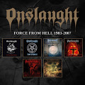6CD / Onslaught / Force From Hell 1983-2007 / Box Set / 6CD