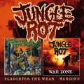 2CDJungle Rot / Slaughter The Weak / Warzone / 2021 Reissue / 2CD
