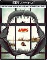 UHD4kBDBlu-ray film /  Čelisti / Jaws / UHD+Blu-Ray