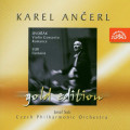 CDAnčerl Karel / Gold Edition Vol.8 / Dvořák A.,Suk J.
