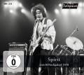 2CD/DVDSpirit / Live At Rockpalast 1978 / 2CD+DVD