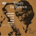 LPBrown Clifford & Max Roa / Study In Brown / Vinyl