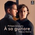 CD / Jaroussky Philippe / A Sa Guitare / Digipack