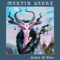 CDBarre Martin / Order Of Play / Digipack