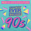 4CD / Various / Greatest Ever Decade / 90s / 4CD