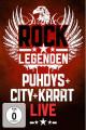 DVDVarious / Rock Legenden Live / Puhdys,City,Karat