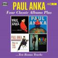 2CDAnka Paul / Four Classic Albums Plus / 2CD