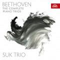 4CDBeethoven / Kompletní klavírní tria / Sukovo trio / 4CD