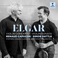 CD / Capucon Renaud / Elgar: Violin Concerto, Violin Sonata