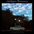 LPBrowne Jackson / Late For The Sky / Vinyl