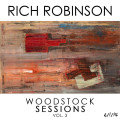 CD / Robinson Rich / Woodstock Sessions Vol. 3 / Digipack / 2021