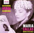 20CD / Callas Maria / Queen Of The Scala / 10CD
