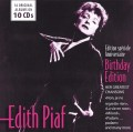 10CDPiaf Edith / Birthday Edition / 16 Original Albums / 10CD