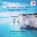 CDMetamorphosen Berlin / Elgar / Britten / Warlock / Jenkins: Very..