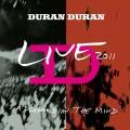 2LPDuran Duran / A Diamond In the Mind / Live 2011 / Vinyl / 2LP