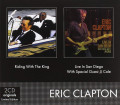 2CDClapton Eric / Riding With The King / Live In San Diego / 2CD