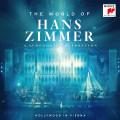 2CD-BRD / Zimmer Hans / World Of Hans Zimmer-Symphonic.. / 2CD+Blu-Ray