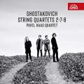 CDHaas Pavel Quartet / Shostakovich String Quartets 2,7,8