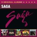 5CDSaga / 5 Original Albums Vol.1 / 5CD