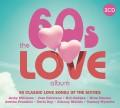 3CDVarious / 60s Love Album / 3CD / Digipack