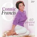 2LPFrancis Connie / 40 Greatest Hits / Vinyl / 2LP